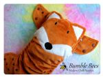 Bumblebees Cloth Nappies - Fox pocket nappy